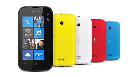 Nokia Lumia 510 en México