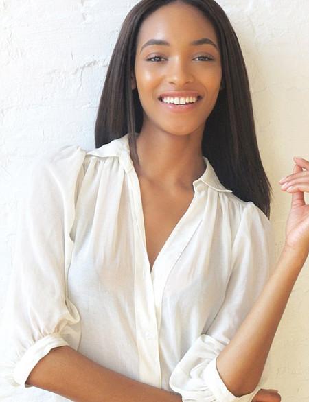 Jourdan Dunn, la nueva embajadora de Maybelline New York