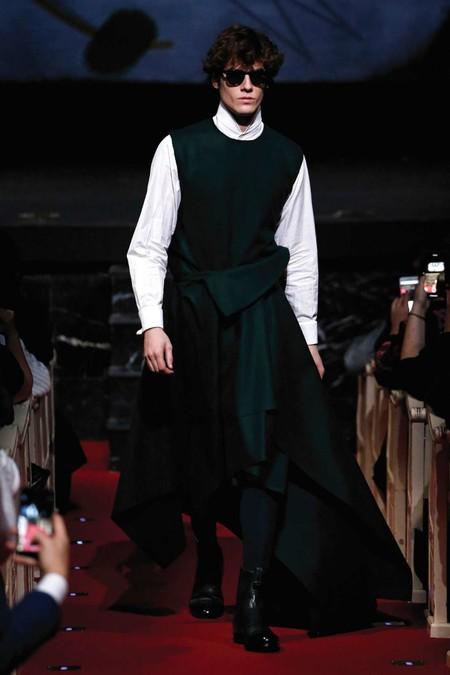 Oteyza La Simplicidad Del Diseno Sartorial En La Semana De La Moda De Madrid 7