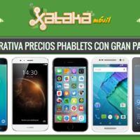 Comparamos los precios libres y con operadoras de los smartphones con mayor pantalla o phablets