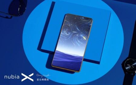 Nubia X Starry Night: nueva edición especial del Nubia X con 512GB de almacenamiento