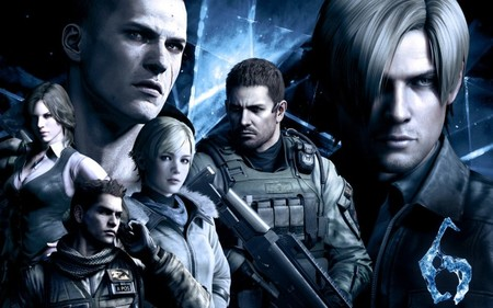 'Resident Evil 6' contará nada más y nada menos que con 255 minutos de secuencias de vídeo