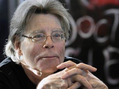 Stephen King, galardonado con la Medalla Nacional de las Artes y Humanidades de EEUU