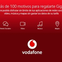 Vodafone regala todos los Pass a clientes que facturen 100 euros o más