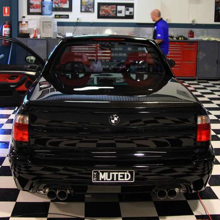 BMW M5 E39 Pickup