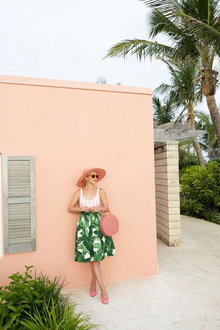 street style tropical selva jungla palmeras