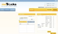MeTracks: 1 GB de espacio para escuchar tu música desde la web vía streaming