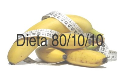 Dieta 80/10/10. Análisis de dietas milagro (XLI)