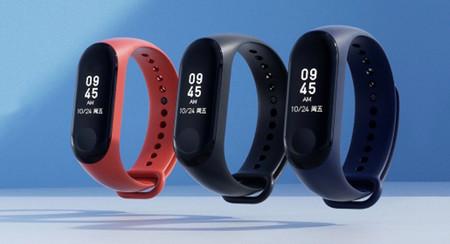 Xiaomi Mi Band 3 vs Mi Band 2: todo lo que ha cambiado
