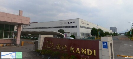 Kandi Oficina Baidu