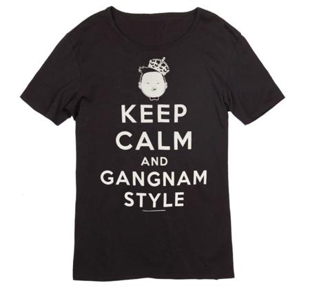 Gangnam Style Bershka 3