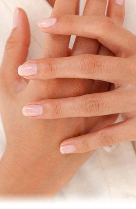 Luce una manos bonitas