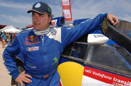 Carlos Sainz gana su primer Rally-Raid.