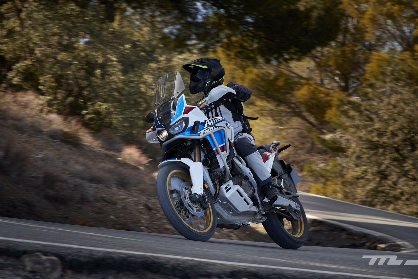 Foto de Honda CRF1000L Africa Twin Adventure Sports 2018, prueba (25/40)