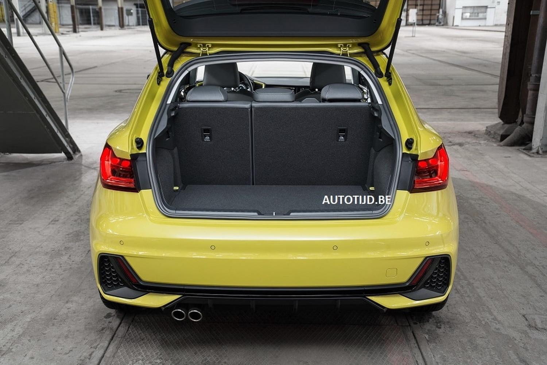 Foto de Audi A1 2019 (filtraciones) (13/14)