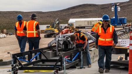 Hyperloop entra en acción: estos dos segundos pueden marcar una nueva era en el transporte