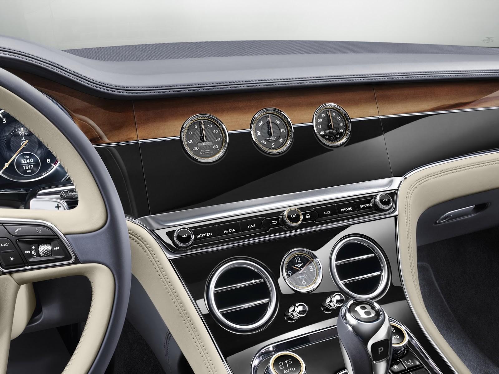 Foto de Bentley Contienetal GT 2018 (15/30)