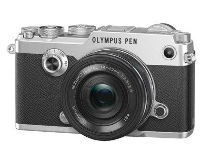Olympus PEN-F, diseño retro para unas altas expectativas