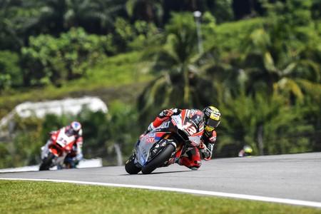 Luthi Malasia Moto2 2019