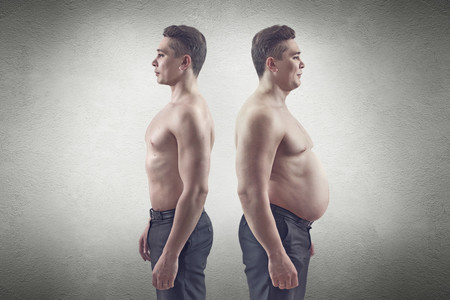 La perdida de peso es una consecuencias