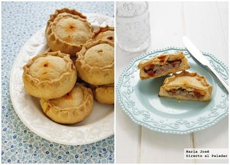 Empanadas mallorquinas de cordero: receta de Semana Santa