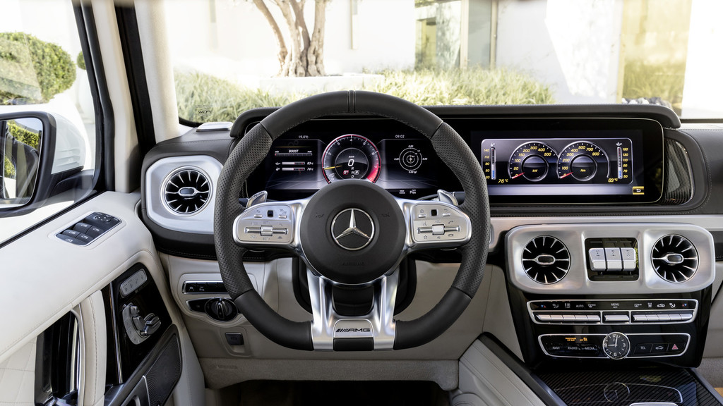Mercedes Amg G 63 2018 195