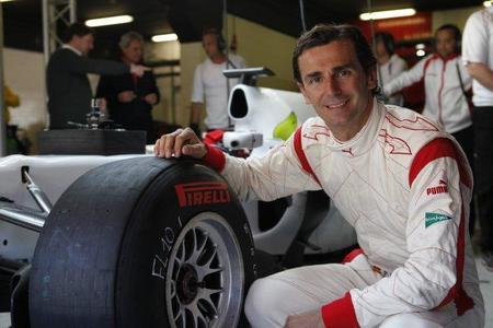 Racingpasión en los entrenamientos privados del Pirelli Formula 1 Team en el Circuit de Catalunya
