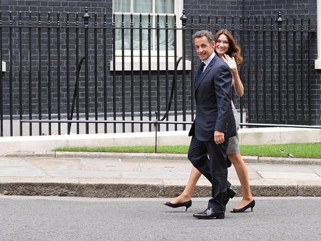 Bruni Sarkozy Zelnik