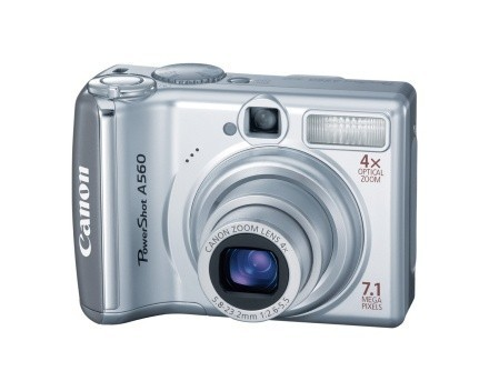 Canon PowerShot  A560 y A570 IS