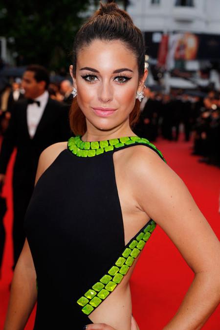 Blanca Suárez deslumbra también en el Festival de Cannes