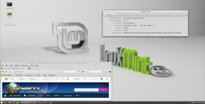 Lanzamiento oficial de Linux Mint 17 LTS Qiana (Cinnamon y MATE)
