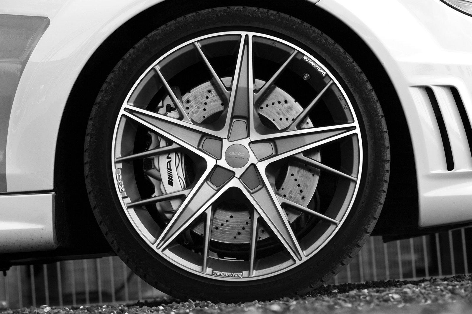 Foto de Mercedes C63 AMG Wagon por Edo Competition (16/16)
