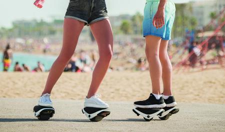 Los patines eléctricos Segway Drift W1s llegarán en agosto por 399 dólares, casco incluido