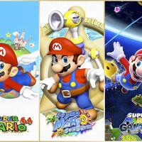 Super Mario 3D All-Stars recibirá una actualización en noviembre para incorporar los controles de cámara invertidos