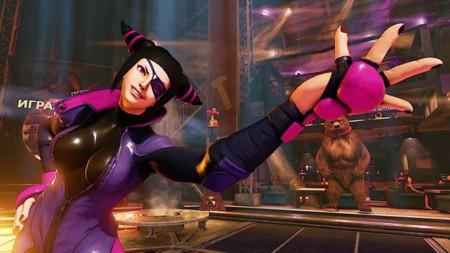 Juri llega hoy a Street Fighter V