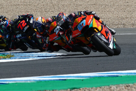 Gardner Jerez Moto2 2021