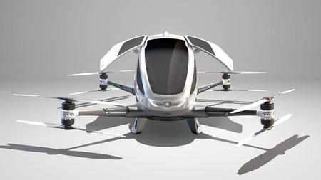 ¿Qué tanto arriesgarías en nombre del progreso? El primer dron taxi autónomo está listo para entrar en servicio