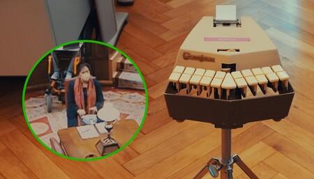Transcribir a toda velocidad con un teclado de solo 21 teclas: el oficio de estenotipista, según alguien que lleva 35 años en él