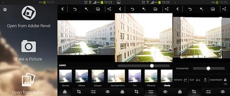Adobe actualiza su Photoshop Express 2.0 para Android: lo que siempre debió ser