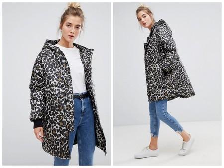 Plumifero Leopardo Asos