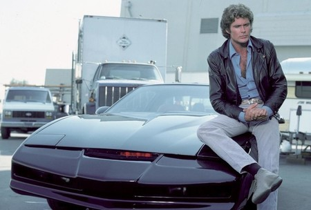 Michael Knight Y Kitt
