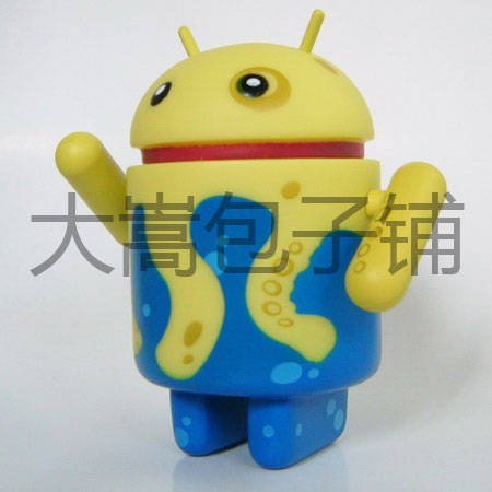 Foto de Mini bots de Android: Series 01 (7/12)