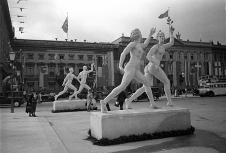 Olympics In Berlin 1936