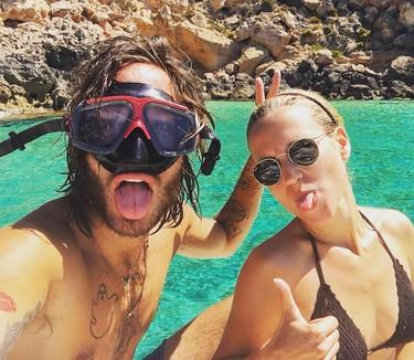 Las vacaciones de los famosos: de las de Ana Fernández y su chico, a las de Dani Mateo jugando al despiste con Teresa Bass