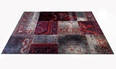 Reinventando la alfombra clásica oriental
