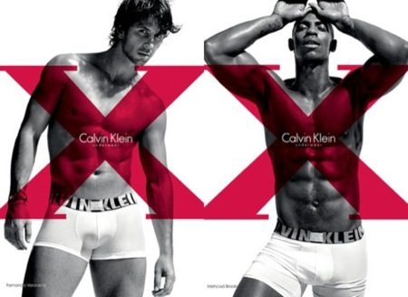Los nuevos calzoncillos de Calvin Klein Underwear con Fernando Verdasco como imagen