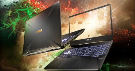 Un chollo a este precio: Asus TUF Gaming con Ryzen 7 3750H, 16GB RAM, SSD 512GB y RTX 2060 en eBay por 949 euros