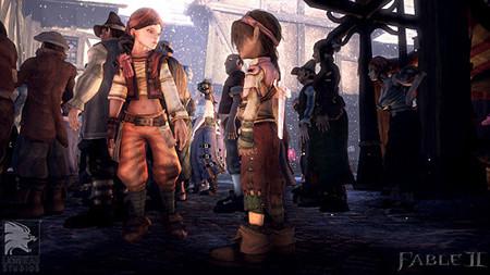 Tres nuevas imágenes de 'Fable 2'