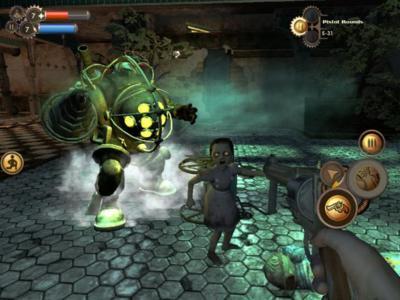 Ahora sí: Bioshock aterrizará en iOS este mismo verano
