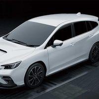 Subaru Levorg STI Sport Prototype, más picante para el modelo familiar